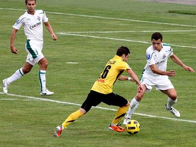 22-й тур чемпионата Украины открывает матч «Оболонь» - «Александрия»