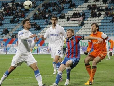 «Черноморец» - «Арсенал» - 1:0