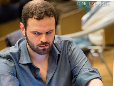 Максим Лыков занял 4-е место в хайроллерах ЕПТ