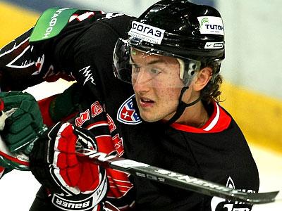 Евгений Орлов - воспитанник омской школы хоккея