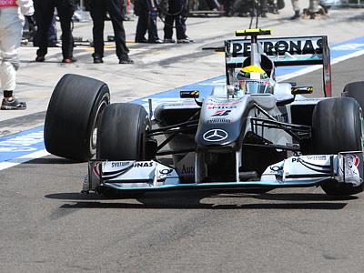 Хронометр: Гран-при Венгрии