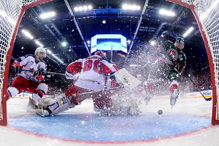 Букмекеры назвали ЦСКА фаворитом 3-го матча серии против «АкБарса»