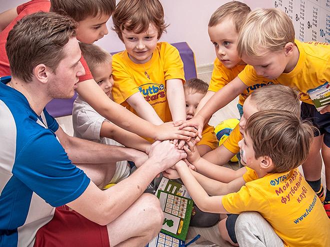 Футбол для дошкольников – первый шаг к мечте