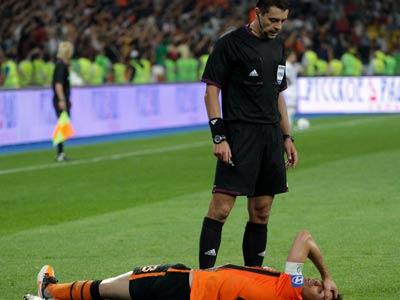 Бывшему рефери ФИФА понравилась работа Абдулы на финале Кубка