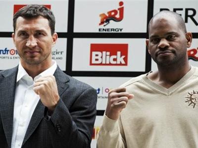 Сегодня Владимир Кличко проведёт бой с Тони Томпсоном