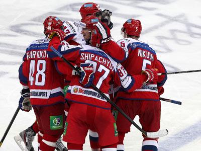 Сборная России на Шведских играх переиграла шведов