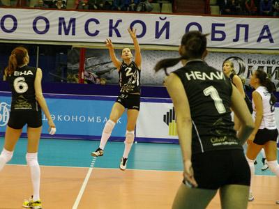 Нелли Алишева – о неудаче с «Мушиной» в Кубке ЕКВ