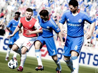 FIFA 12: навстречу революции