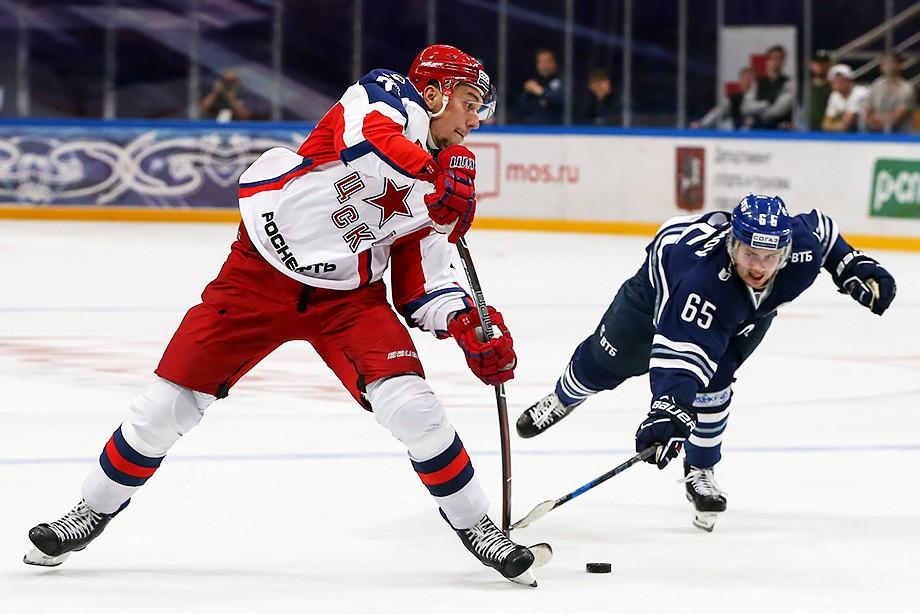 «Нефтехимик» одержал победу хоккейный турнир наКубок Башкортостана