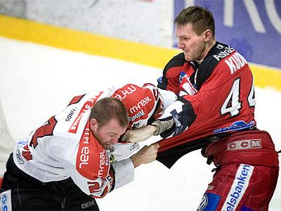 Кристиан Кудроч - о выборе хоккея, сходстве с Харой и чувстве юмора