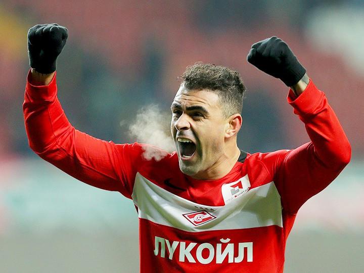 Маурисио может вернуться в «Спартак»