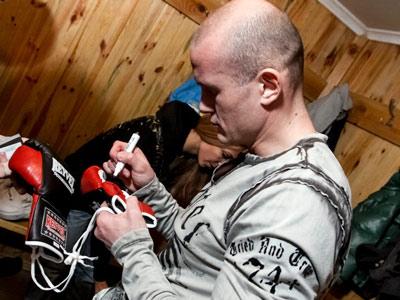 В субботу в Киеве пройдёт большой вечер бокса