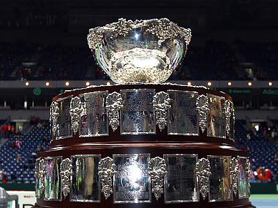 В Праге Чехия и Испания разыграют Davis Cup