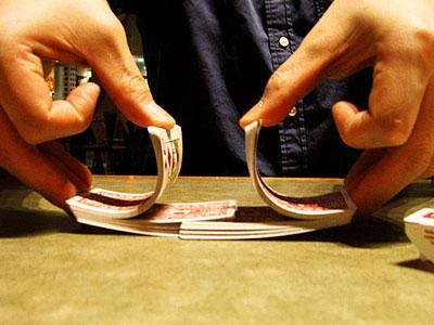 Эволюция агрессии в покере