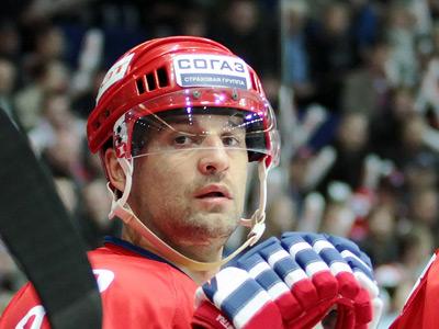 Демитра: наслаждаюсь хоккеем в КХЛ