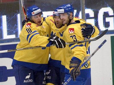 Шведский лев приготовился к прыжку