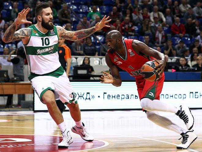 Кубанский «Локо» с победы начал сезон Евролиги