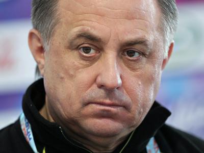 Министр спорта Виталий Мутко – о ситуации в зимних видах спорта
