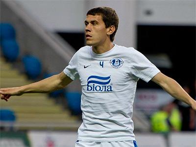 Сергей Кравченко в символической сборной