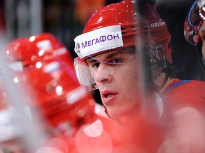 В первом матче чемпионата мира Россия выиграла у Латвии – 5:2