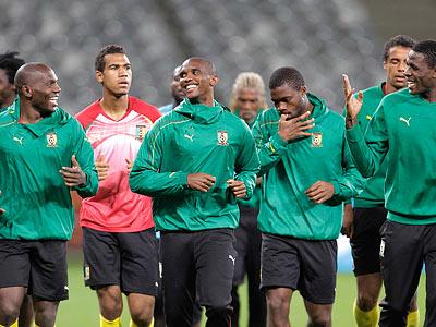 Castrol Index: анонс матч Голландия - Камерун