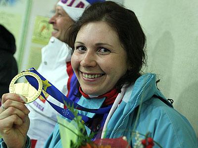 Бочкарёва: эта медаль — наш с братом общий подарок