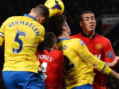 """""""Манчестер Юнайтед"""" — """"Арсенал"""" — 1:0"""