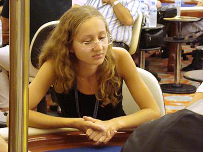 Женские лица покера. Часть 4. Тата