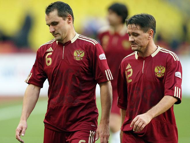 Андрей Кобелев и Дмитрий Аленичев