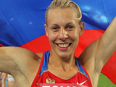 Чернова: хватит праздновать, пора тренироваться
