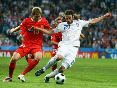 Евро-2008. Греция — Россия