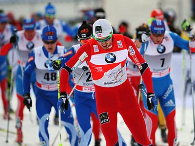 В Кэнморе стартует 4-й этап КМ по лыжным гонкам