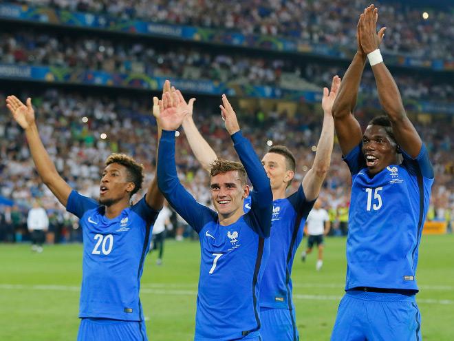 Футбол. Дейли фэнтези. Франция — Болгария, Нидерланды — Беларусь
