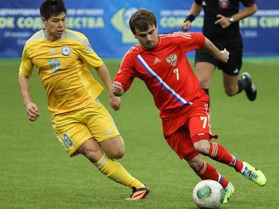 Кубок Содружества. Россия – Казахстан – 3:1