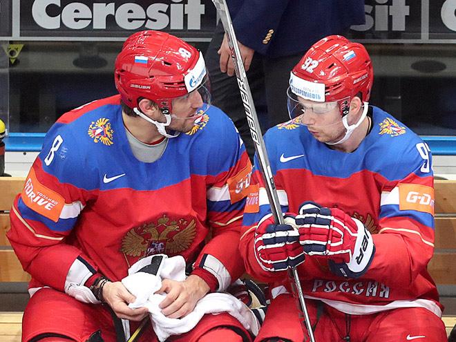 Чемпионат мира по хоккею - 2016. Онлайн-трансляция 21мая