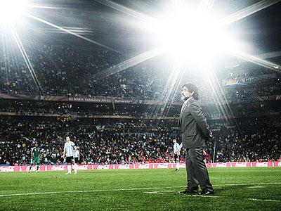 Панов: Марадона ещё не закончил свою работу