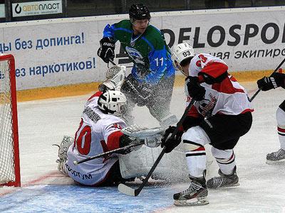 «Торос» одержал третью победу подряд