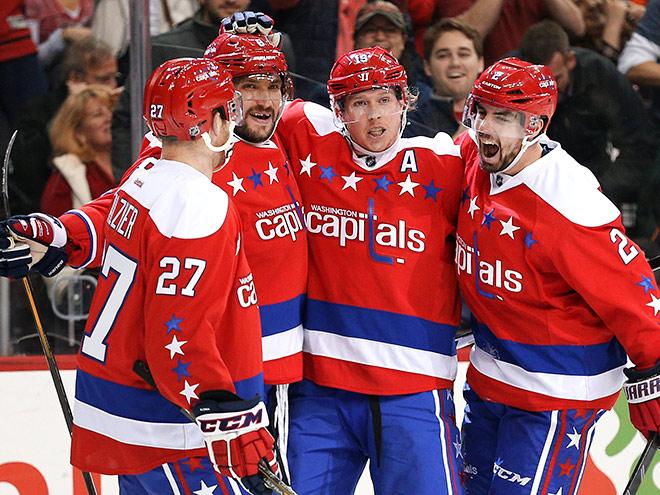 Матчи клубов НХЛ в России - реальность, перспективы, города