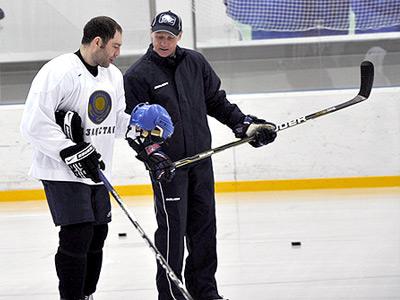 Тренер сборной Казахстана – об уровне хоккея в стране