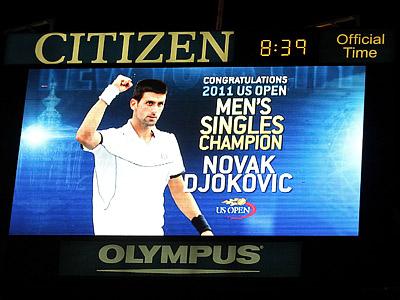 Цифрология второй недели US Open