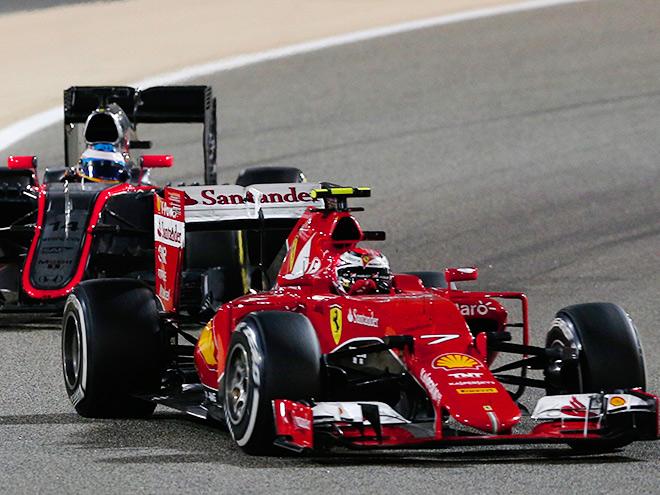Гран-при Бахрейна Формулы-1