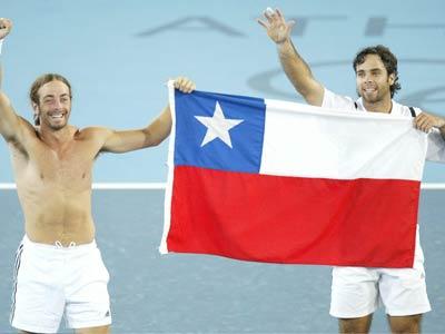 История тенниса на Играх. Триумф Чили
