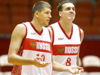 Cтартовую пятёрку сборной России сформируют игроки ЦСКА