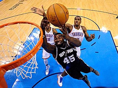 Топ-10 эффективных игроков НБА в сезоне-2012/13