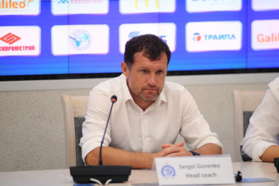 Сергей Гурсенко