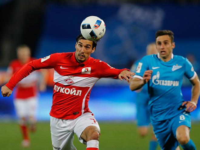 Игра «Зенита» и«Спартака»— главное противоборство выходных вРФПЛ