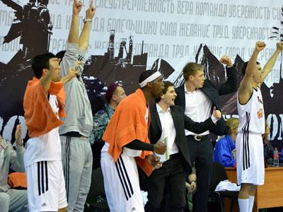 Сегодня БК «Донецк» сыграет с «Химками»