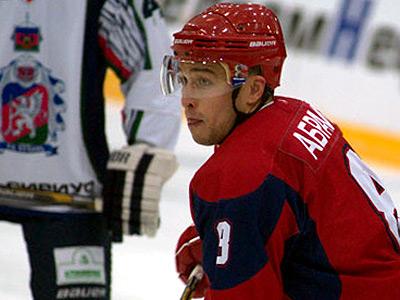 Абрамов-младший – об ижевском хоккее