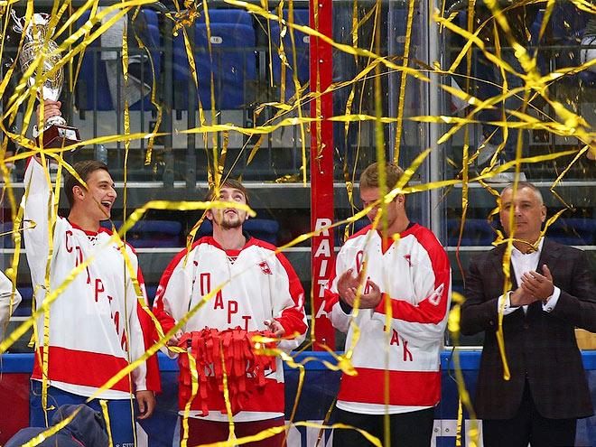 5 лучших команд предсезонки КХЛ