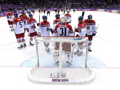 Сочи-2014. Чехия – Латвия – 4:2
